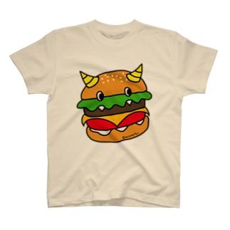 おにバーガー T-shirts