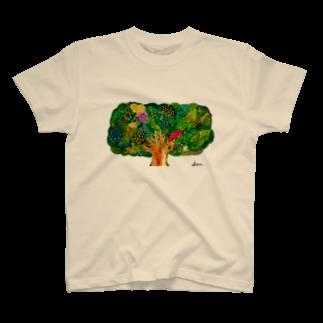 savaの実りの木 T-shirts