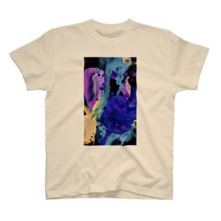 群像.花 T-shirts