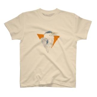 夕暮れに、青 【limited edition】 T-shirts