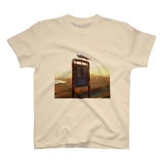 荒川 T-shirts
