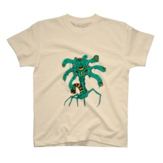 パラサイト T-shirts