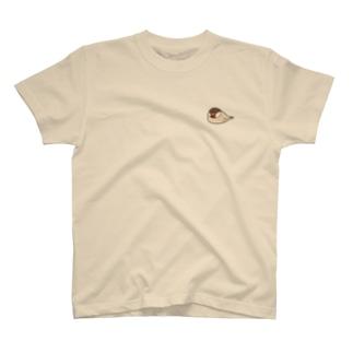 ねぶん(シナモン) T-shirts