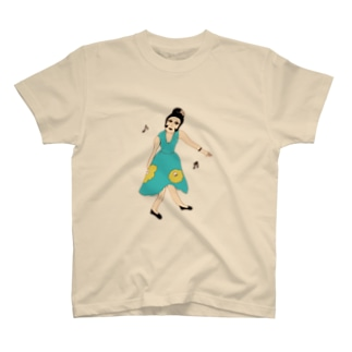 夢魅心地 T-shirts