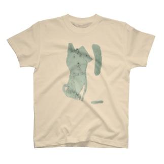 肉食獣しばいぬさん T-shirts