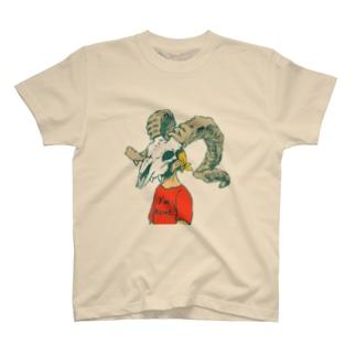 I'm ALIVE【生きてます】 T-shirts