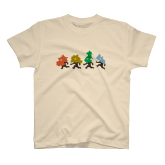 純真 T-shirts