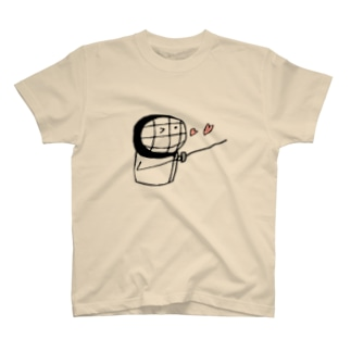フェンシング君 T-shirts