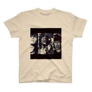THE OOOOOO OOOOOO T-shirts