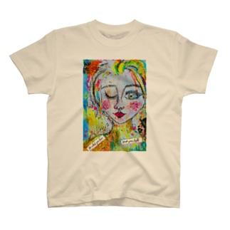 Work your light⭐︎⭐︎アナタの中のヒカリ T-shirts