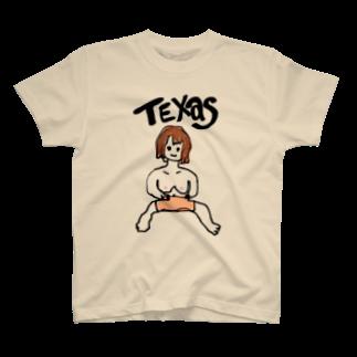 ぱてぃのおしろの地蝦夷 T-shirts