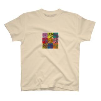 カラフルなパン T-Shirt