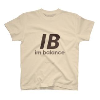 imbalance T-shirts