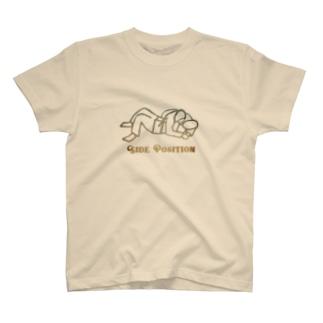 サイドポジション T-shirts