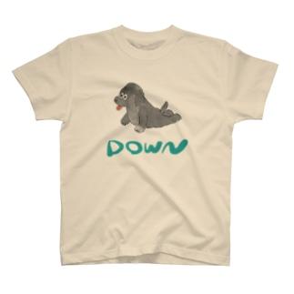 ふせるイヌ T-Shirt