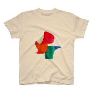 jota_ikrのめくるめく1月 T-shirts