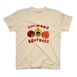 三水家の人々 信濃三兄弟 T-shirts