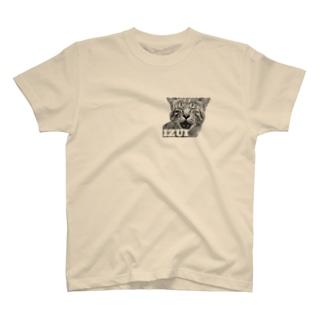 宮城の方言・いずい猫 T-shirts