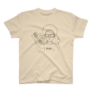 ミスターPlay T-shirts