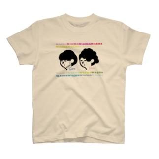 わちゃキャスグッズ T-shirts