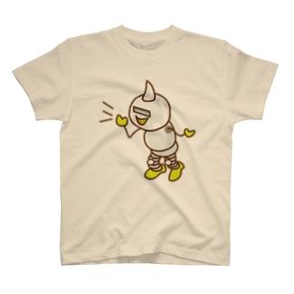 やぁやぁロボ T-shirts