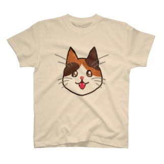 三毛猫ちゃん T-shirts