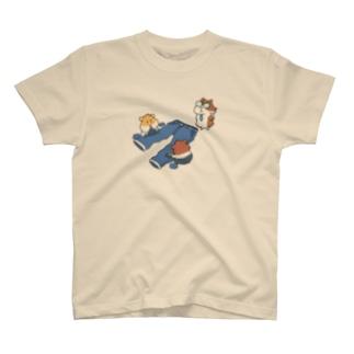 ダメージジーンズ工房(モルモット支店) T-Shirt