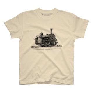 汽車 <アンティーク・プリント> T-shirts