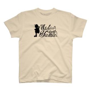 ★【YAMASUKE】ペールカラー T-Shirt