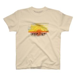 太陽drops -立華 圭グッズショップ-の太陽がすきTシャツ T-shirts