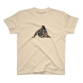 那羅延天 T-shirts