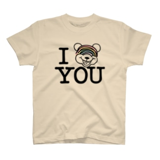 I NIJI KUMA YOU  T-shirts