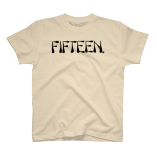 Fifteen T-shirts
