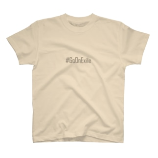 #GoOnExile T-shirts