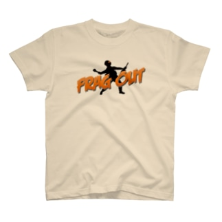 """""""Frag Out"""" グレネード投擲 T-shirts"""