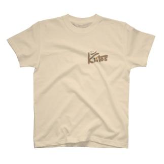 kiitosオリジナルロゴ T-shirts