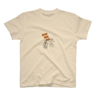 close_eyes T-shirts