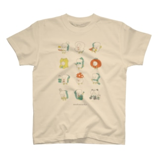 コスプレパンた T-shirts