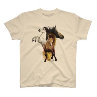 WILD HORSE T-shirts