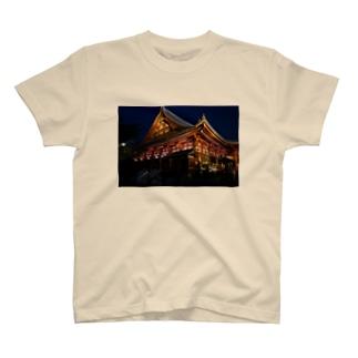 浅草寺 T-shirts
