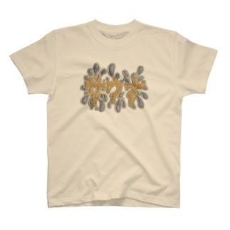 prunelleのサウナ T-shirts