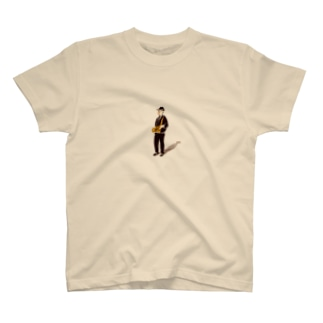 サックスプレイヤー🎷👨🏻 T-shirts