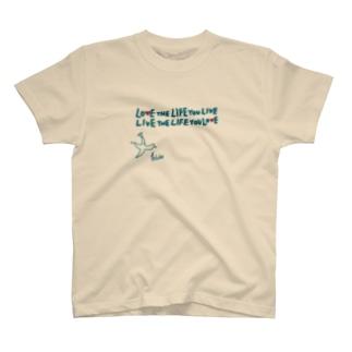 もやしLIFE  T-shirts