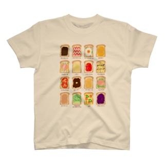 トースト・アレンジ T-Shirt