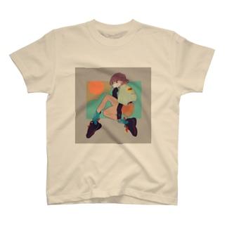 らしく T-shirts