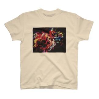 memento39のohanabatake T-shirts