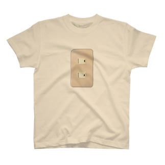 電気のスイッチ T-shirts