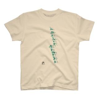 be you!シャドーオータムタイプのあなたへ T-shirts