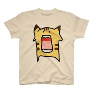 どうもうなねこ T-shirts