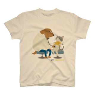 犬のお医者さん T-shirts